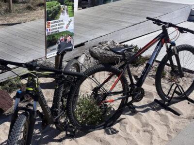 Aluguer bicicletas
