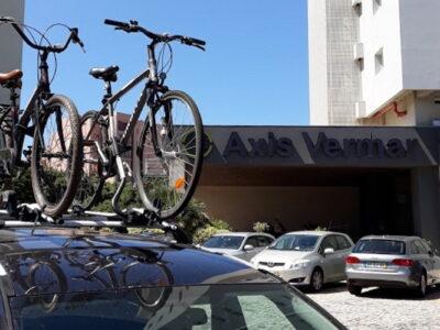 Hotel Axis Vermar Conference & Beach com aluguer de bicicletas da Turisbike