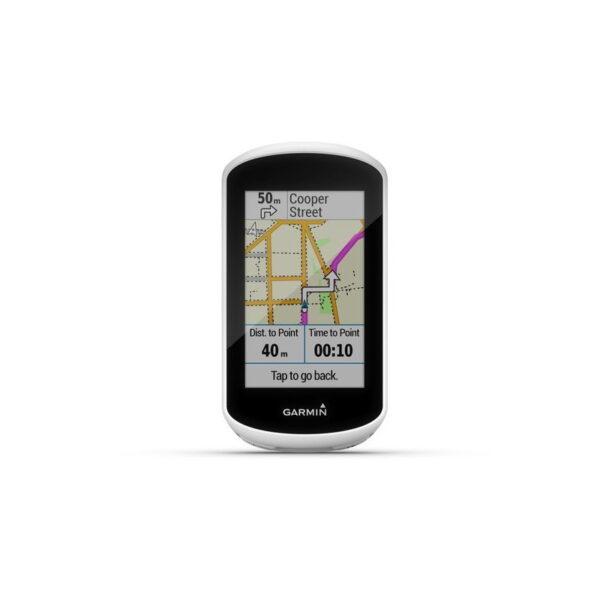 Alugue um GPS Garmin para a sua bicicleta