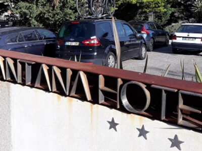 Aluguer de bicicletas em Santana Hotel & Spa com entrega e recolha