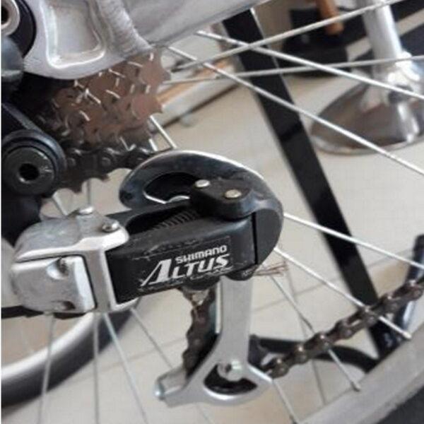 Bicicletas de baixo custo de 7 velocidades