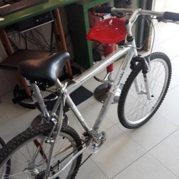 Aluguer de bicicletas baratas na Turisbike, como opção
