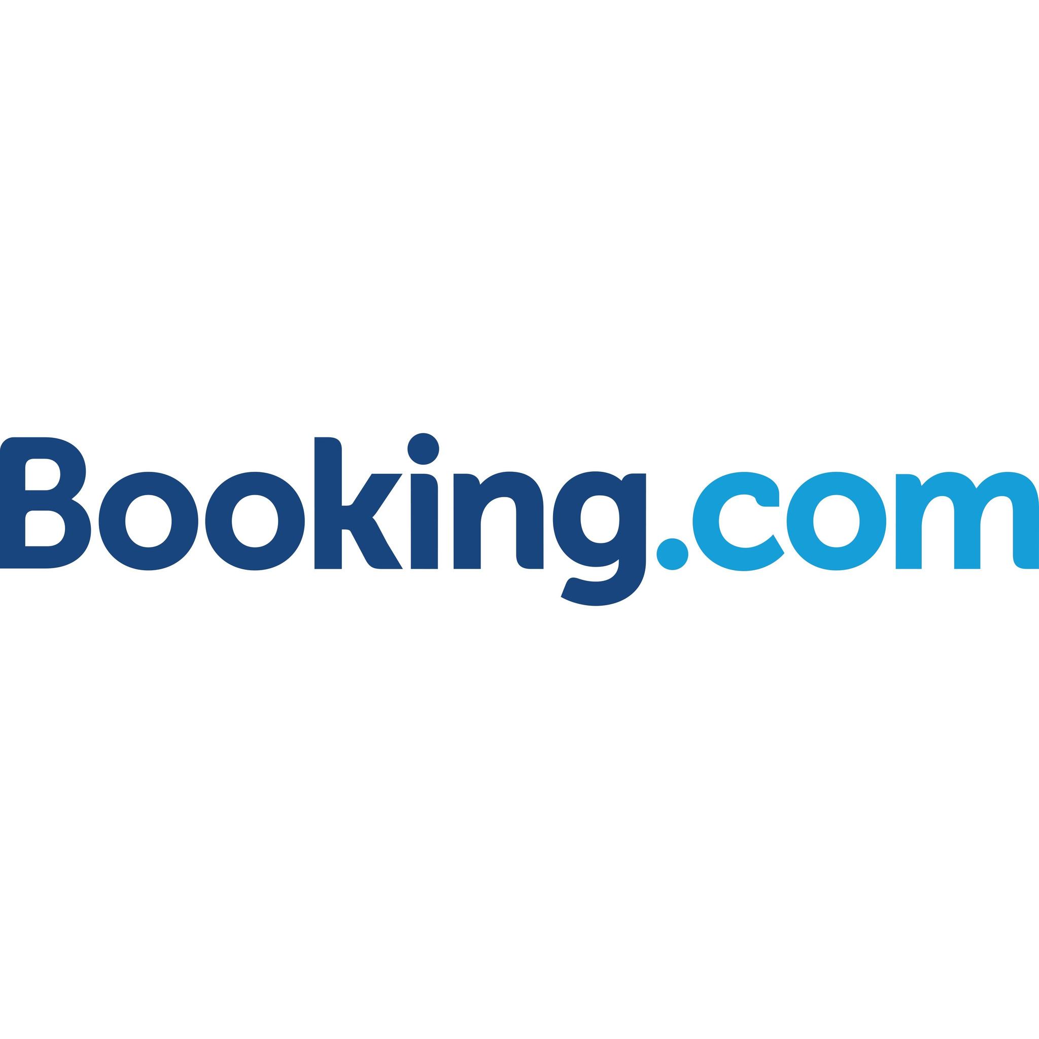 Booking. com parcerias em reservas na Turisbike