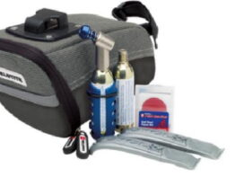 In case of a puncture in bicycle tyres have a puncture repair kit