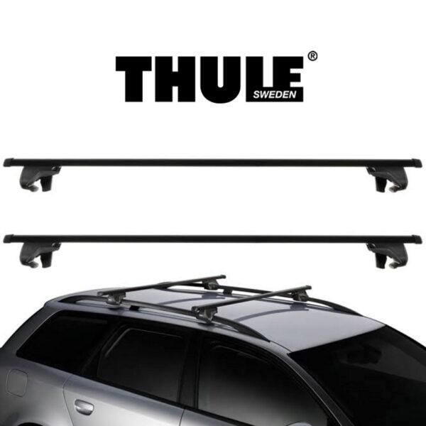 Thule SmartRack SquareBar aluguer