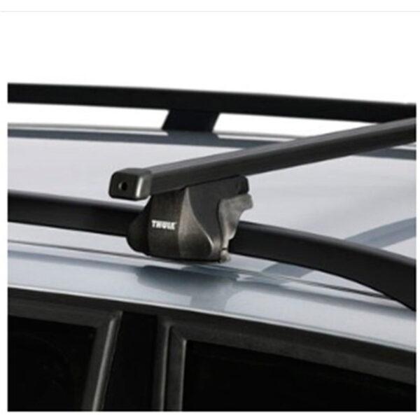 Barras para suportes de bagagem em tejadilho de viatura com barras longitudinais
