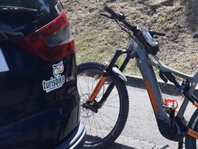 Bicicletas elétricas para Santiago de Compostela